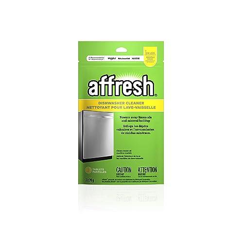 Affresh Dishwasher Cleaner Tablets, 60g