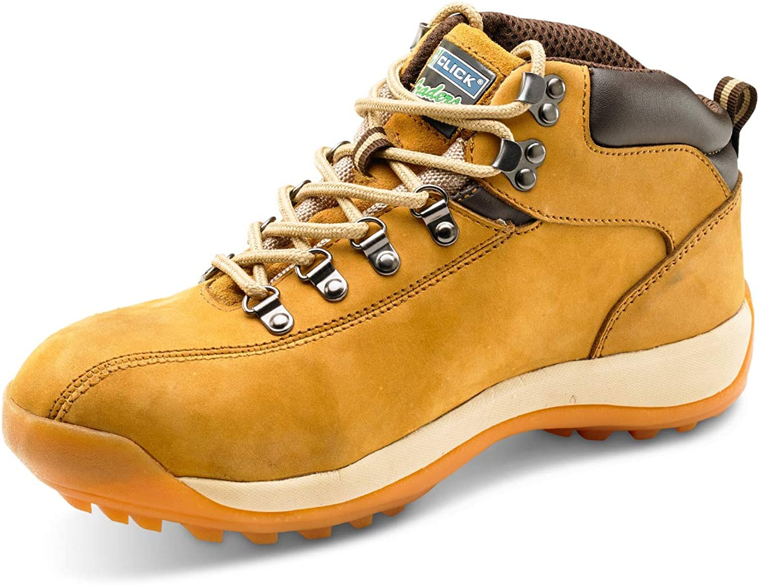 Safety Footwear Noose Buck Chukka Boot shoes Sizes 6-12