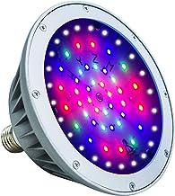 IP65 Waterproof LED Pool Light Bulb,for Inground Swimming Pool,120V 40Watt,Color..