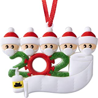 Details about  /2020 DIY Christmas Pendant Decor Personalized Hanging Christmas Tree Ornament .e