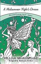 A Midsummer Night's Dream: Coloring Novel Edition