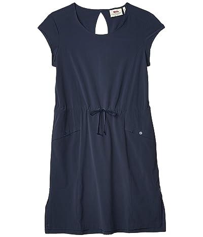 Fjallraven High Coast Lite Dress (Navy) Women