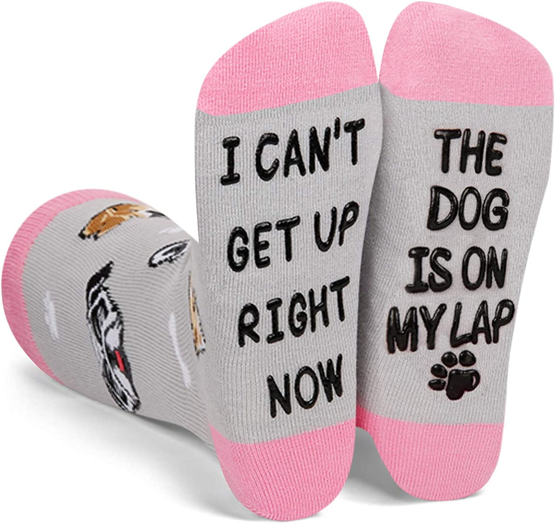 ZMART Popular product Cheap sale Cat Gifts Dog for Women Novelty Socks