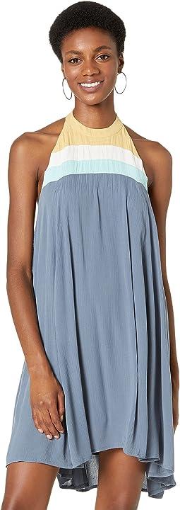 Tristyn Halter Dress