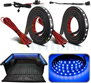 Wiipro Truck Bed Lights Strip 2PCS 60