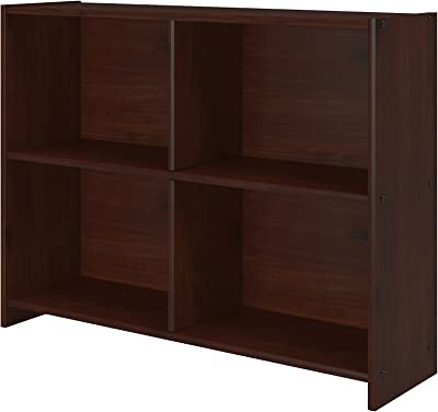 DONCO KIDS Circles Bookcase, Dark Cappuccino