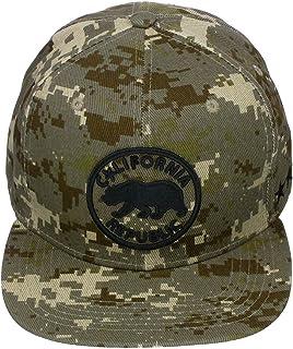 7b77469ca51 Top Level California Republic Bear High Definition Embroidery Snapback  Baseball Cap Hat