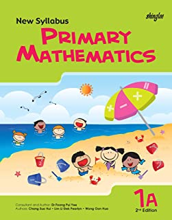 New Syllabus Primary Mathematics Textbook 1A (2nd Edition)