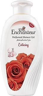 Enchanteur Enticing Shower Gel, shower Experience with Fine Floral Fragrance, 250 ml, 2UE0704
