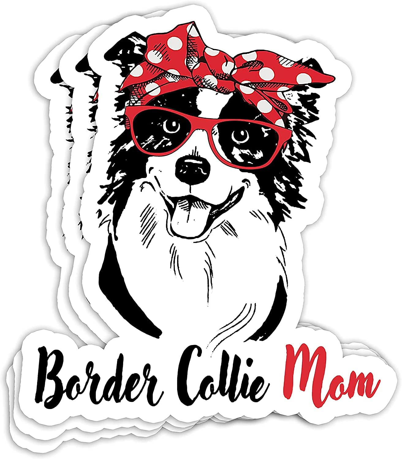Border Collie Gift Decorations - Max 41% OFF for Decals Gifts Stickers Laptop Wind
