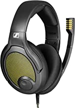 DROP + Sennheiser PC38X Gaming Headset — Noise-Cancelling Microphone with Over-Ear Open-Back Design, Velour Earpads, Compa...