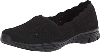 Skechers Women's Seager-Bases Covered Loafer