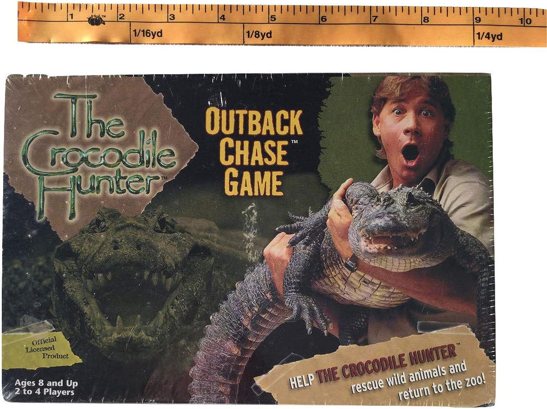 varios tamaños The The The Crocodile Hunter Outback Chase Juego  comprar descuentos