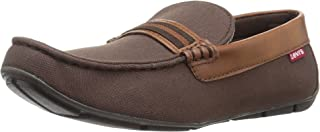 Men's Calvin Canvas Driving Style Loafer
