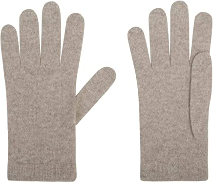 Lomond - Ladies Cashmere Gloves (Organic Mid Brown) f281811e6308