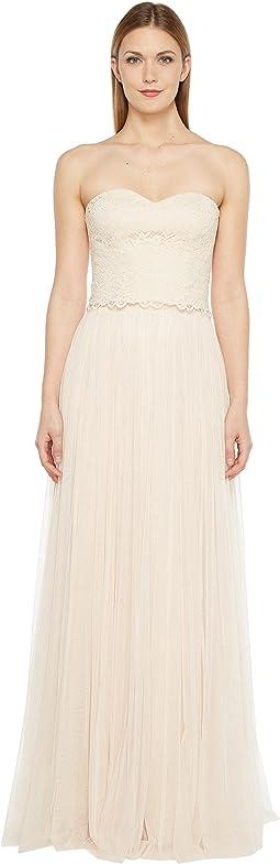Adeline Strapless Top & Skirt