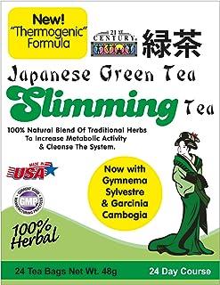 21ST CENTURY Herbal S/Tea - Japanese Green Tea (GC&GS), 24 count