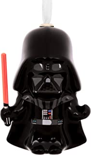Hallmark Christmas Ornaments, Star Wars Darth Vader With Lightsaber Decoupage Ornament
