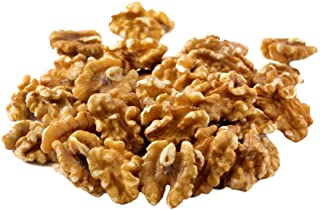 NUTS U.S. – California Walnuts | Shelled Halves (80%) and Pieces | Grown and Packed in California | Non-GMO and Steam Past...