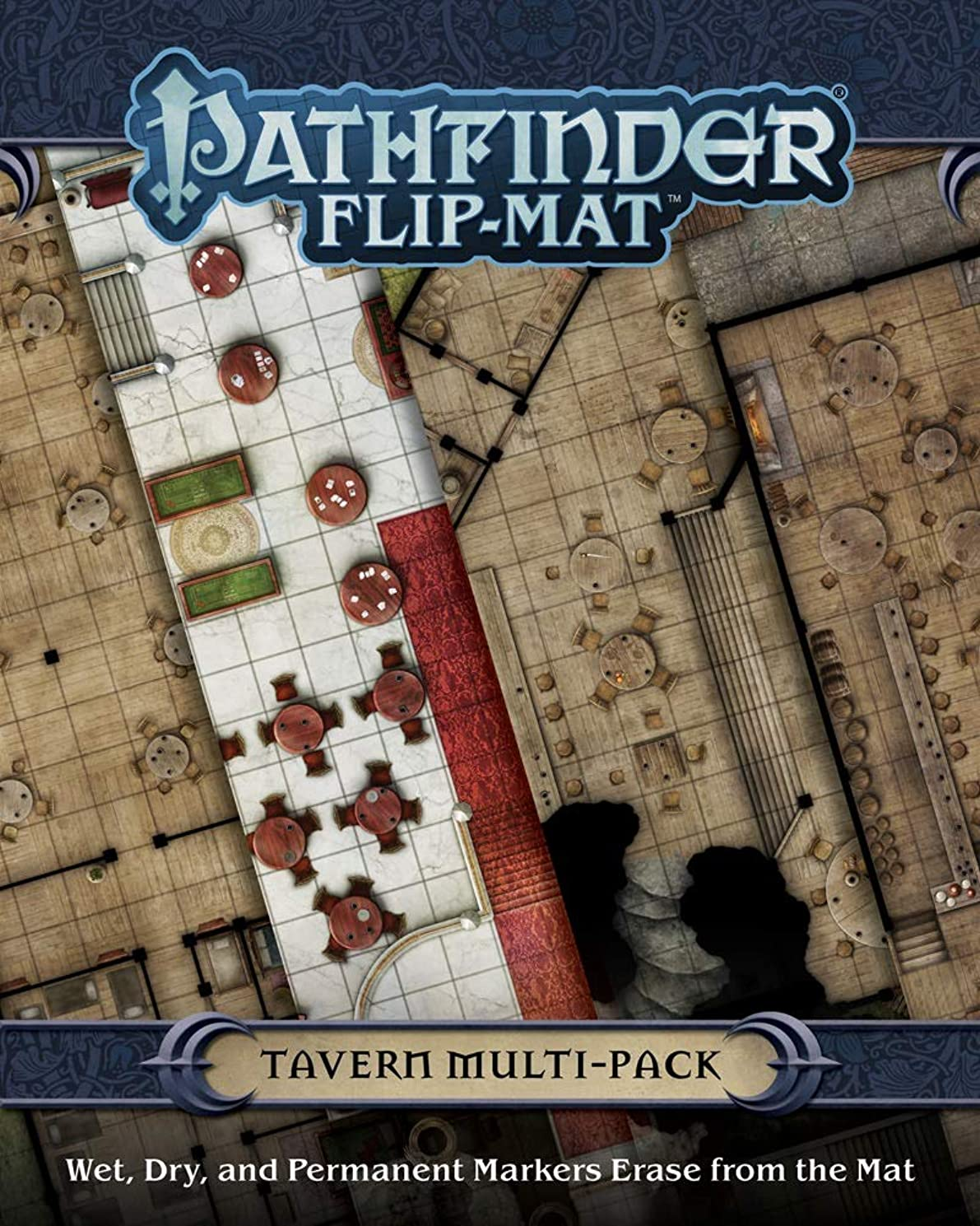 信号家畜レーニン主義Pathfinder Flip-mat - Tavern Multi-pack