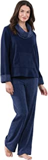 PajamaGram Super Soft Pajamas Women - Fleece