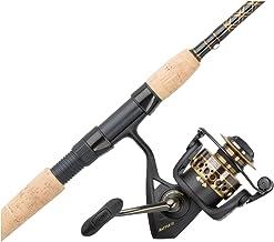 Penn Battle II & Battle III Spinning Reel and Fishing Rod Combo (All Models & Sizes)