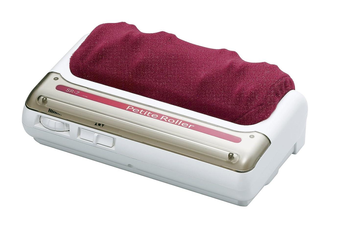 情緒的ピッチ入射的場電機製作所 コンパクトマッサージ器 プチローラー (petiteroller)