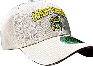 United States Coast Guard Hat Embroidered Baseball Cap Duck Tongue Cap Military Cap