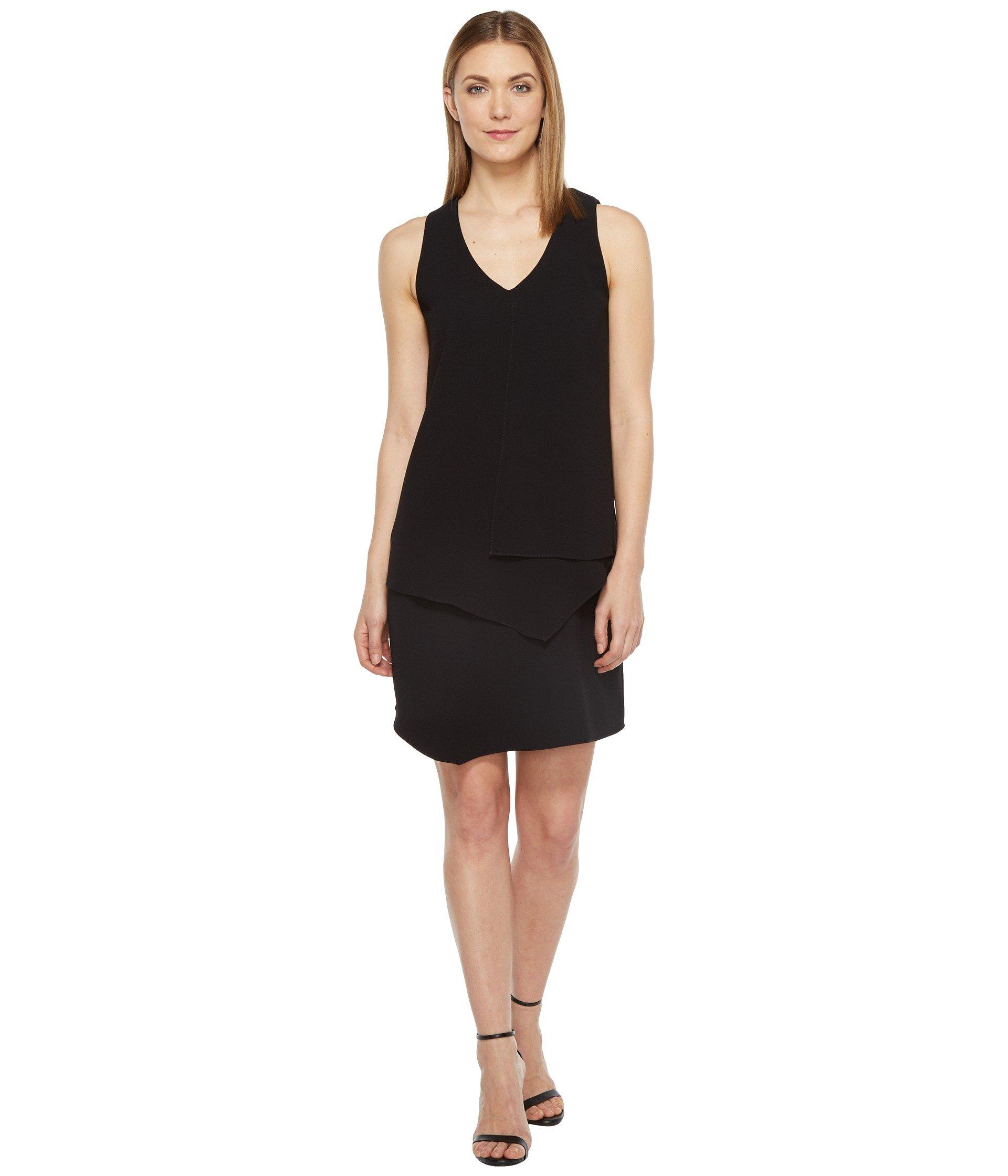 Layered Angle Dress
