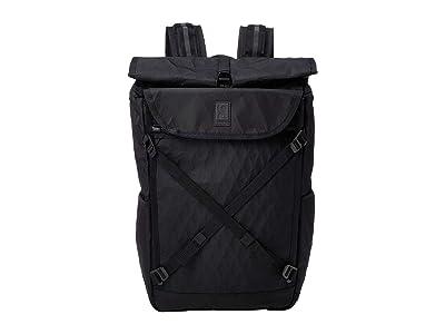 Chrome BLCKCHRM 22X Bravo 3.0 (Black Chrome) Backpack Bags