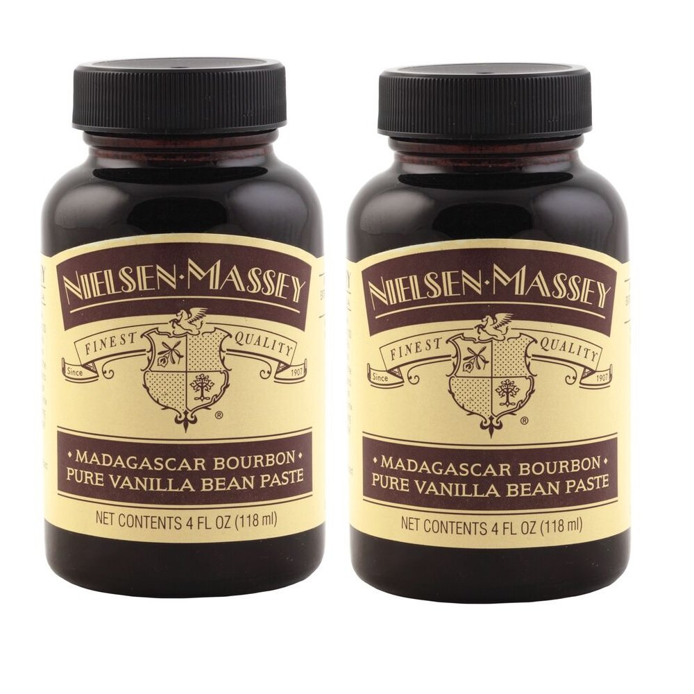 Nielsen-Massey Max 60% OFF Max 73% OFF Madagascar Bourbon Pure with Vanilla Bean Paste