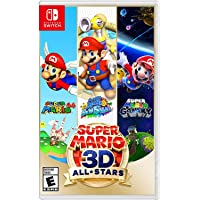 Deals on Super Mario 3D All-Stars Nintendo Switch