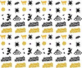 FRCOLOR Halloween Confetti Mini Mesa Espalhamento Plí¡stico Jogando Polvilha Projeto de Artesanato Diy para Decoraçío de M...