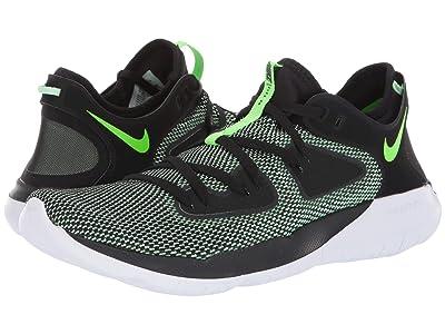Nike Flex 2019 RN (Black/Electric Green/Vapor Green/White) Men