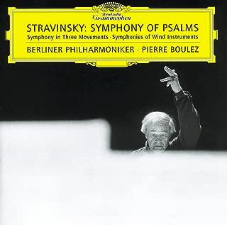 Stravinsky: Symphony In 3 Movements - 1. Allegro