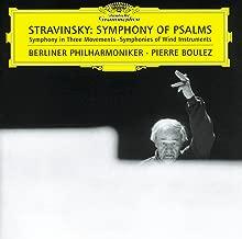 Best symphony of psalms Reviews