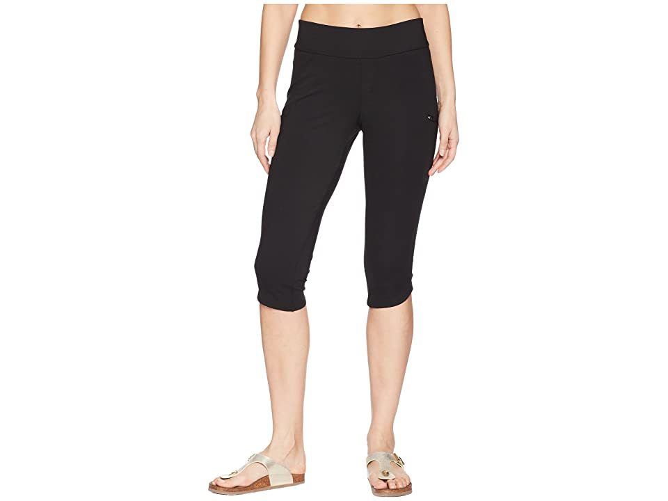 Royal Robbins Jammer Knit Knickers (Jet Black) Women
