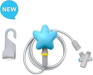 Skip Hop Moby - Cubierta universal para boquilla de tina, Showerhead