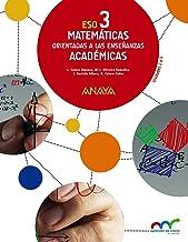 Matemáticas orientadas a las Enseñanzas Académicas 3. Trimestres. (Aprender es crecer en conexión) - 9788467852134