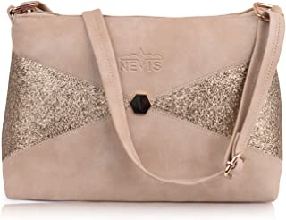 NEVIS Synthetic Leather Casual Classis Party Crossbody/Ladies Side Bag/Office Slingbag For Women