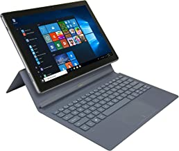 "Nuvision NES11-C432SSA Encite Split 11.6"" 2-in-1 Tablet with Keyboard, Windows 10.."
