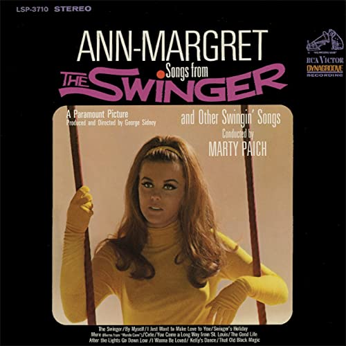 In the swinger ann margret nude