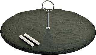 لوح جبنة سليفا من بيكنك في أسكوت مع طباشير الصابون