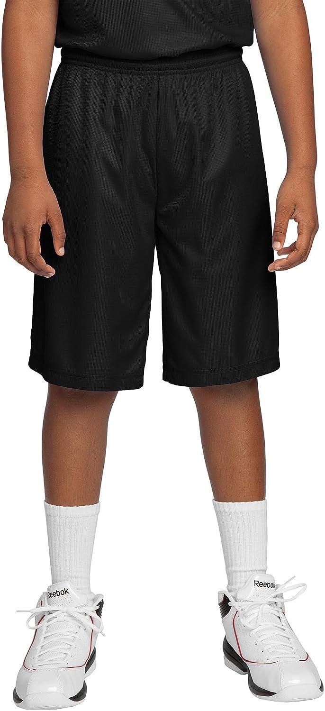 PosiCharge Mesh Reversible Short (YT560) Black, S