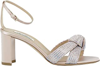 NINALILOU Luxury Fashion Womens 291079BA2 Pink Sandals | Spring Summer 19