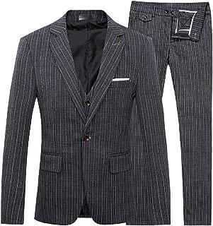 Best black red pinstripe suit Reviews