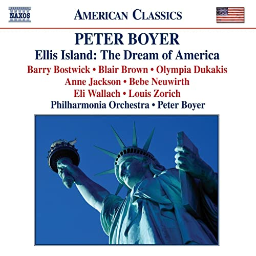 Amazon.com: Boyer: Ellis Island: The Dream Of America: Bebe ...