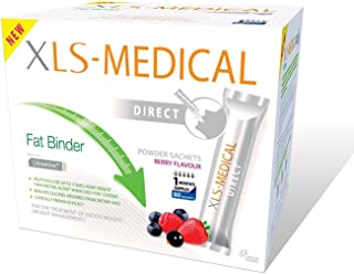 XLS Medical Direct - Fat Binder Sachets (90 Pack -1 Month Supply) NEW Fast Shipping