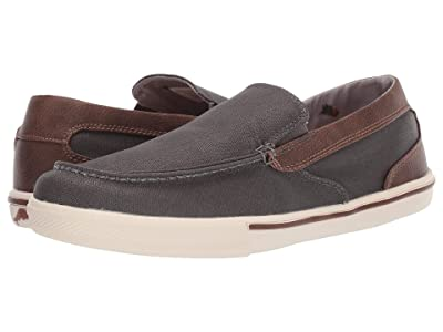 Tommy Bahama Calderon Venetian (Dark Grey/Brown Waxed) Men
