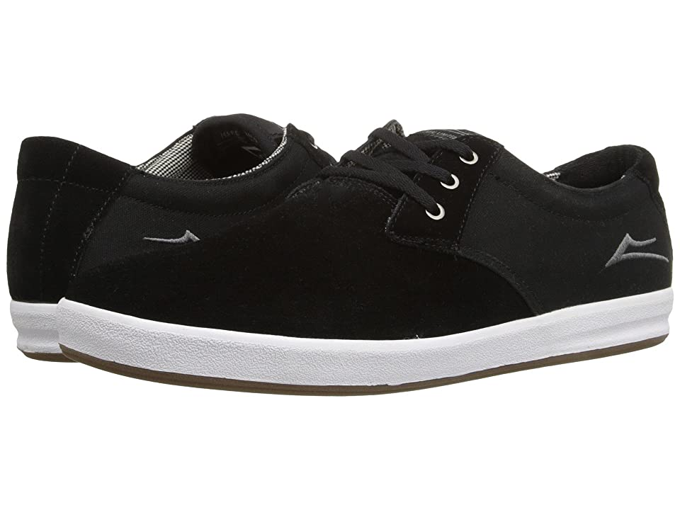 Lakai MJ XLK (Black Suede) Men